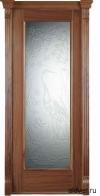 Корсика (американский орех) со стеклом c 3d-гравировкой Журавль и лотос от 22 500 руб.