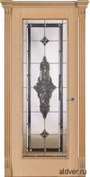Корсика, патина античная, бевелс-витраж Черное зеркало от 59 000 руб.