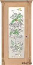 Корсика, патина античная, стекло с художественной аппликацией Остров от 40 000 руб.