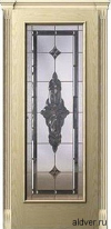 Корсика (Avorio oro) бевелс-витраж Черное зеркало от 59 000 руб.