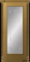 Корсика (дуб натуральный) со стеклом Серебряный штрих от 16 500 руб.