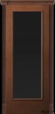 Корсика (дуб каштан светлый) с черным стеклом от 16 000 руб.