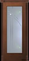 Корсика (дуб каштан светлый) со стеклом Chiaro от 13 500 руб.