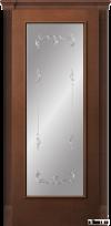 Корсика (дуб каштан светлый) со стеклом Серебряный штрих от 16 500 руб.