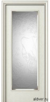 Корсика (патина винтаж) стекло с 3d-гравировкой Журавль и Лотос от 24 000 руб.