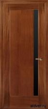 Милано с узким черным стеклом (африканский орех) от 15 000руб.