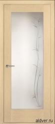 Милано со стеклом Rami (белый дуб) от 13 800 руб. (скидка 15%).