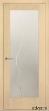 Милано со стеклом Sannio (белый дуб) от 13 800 руб. (скидка 15%).