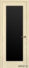 Милано с широким черным стеклом (белый ясень) от 33 000руб.