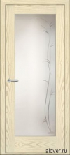 Милано со стеклом Rami (белый ясень) от 31 000руб.