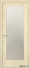 Милано со стеклом Sannio (белый ясень) от 31 000руб.