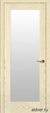 Милано со стеклом Bellore (белый ясень) от 31 000руб.