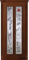 Неаполь (африканский орех), стекло с художественной аппликацией Утро от 16 500 руб.