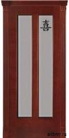 Неаполь (красное дерево) стекло Yoko от 11 700 руб.