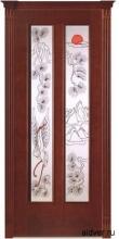 Неаполь (красное дерево), стекло с художественной аппликацией Утро от 16 500 руб.