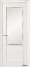 Belluno крашенная белая со стеклом