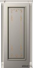 Корсика (патина золотая/бронзовая), глухое с рисунком по филенке от 26 500 руб.