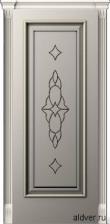 Корсика (патина золотая/бронзовая), глухое с гравировкой Черное зеркало от 21 500 руб.