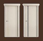 двери Клеопатра (белый ясень)