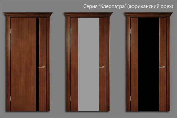 александрийские двери серии Клеопатра