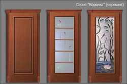 двери Корсика (черешня)