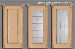 двери Корсика (патина античная)