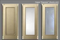 двери Корсика (Avorio Oro)