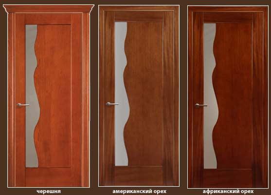 все модели дверей Саннио
