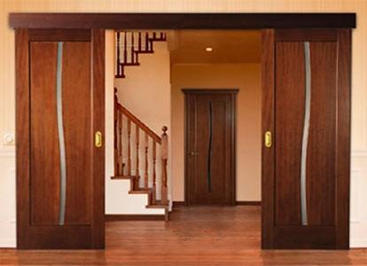раздвижные александрийские двери