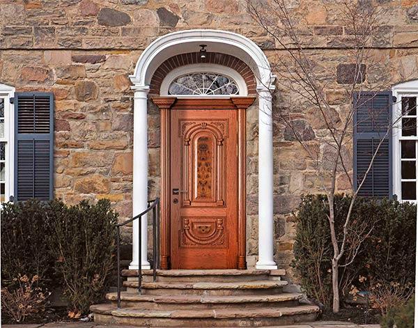 Парадная дверь Aviator