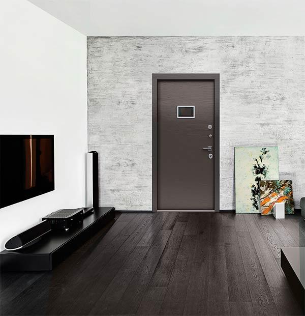 Дверь Aviator в квартире