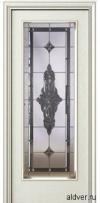 Корсика (патина винтаж) с бевелс-витражом Черное зеркало от 42 000 руб.