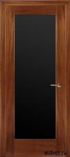 Милано с широким черным стеклом (африканский орех) от 19 500руб.