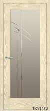Милано со стеклом Chiaro (белый ясень) от 31 000руб.