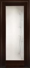 Милано со стеклом Rami (венге) от 15 000руб.