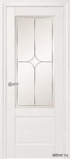 Belluno крашенная белая со стеклом Italia
